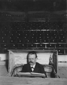 Emil Michal i sufflörluckan