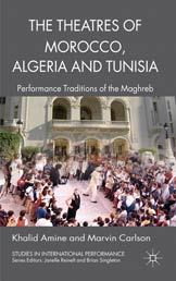 Bild av boken Theatres of Morocco, Libya and Tunisia