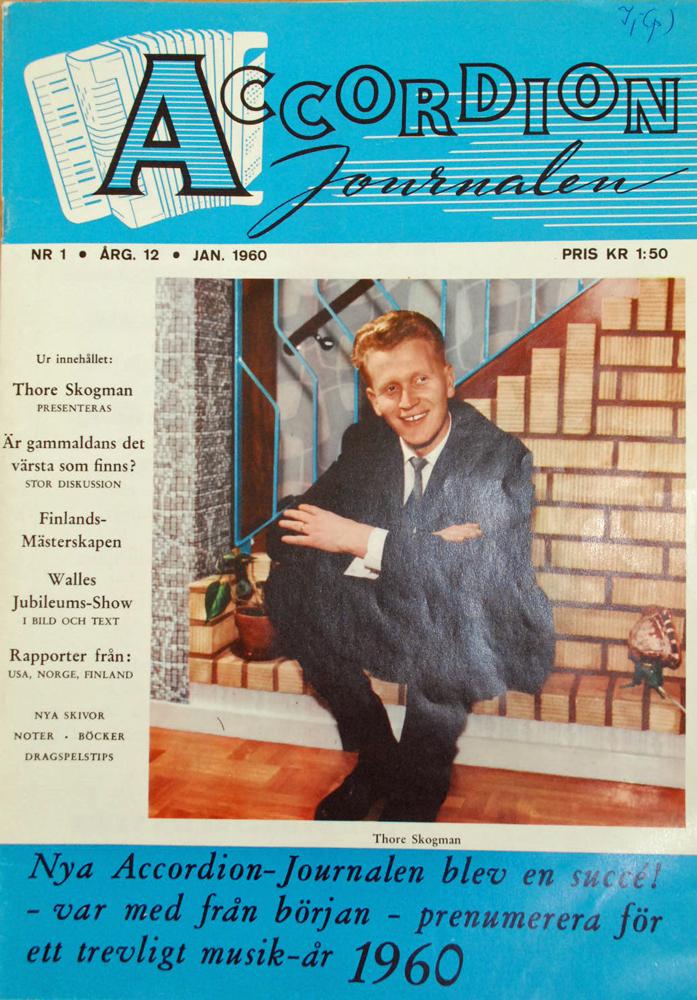 Ackordionjournalen nr 1 1960