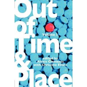 Bild på bokomslag till Out of time and place 1