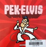 Pek-Elvis, omslag
