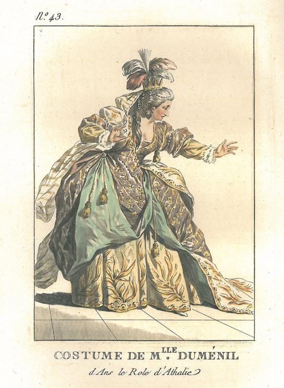 Mlle Dumesnil