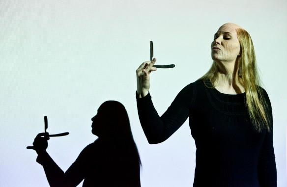 Anna Pettersson som Fröken Julie