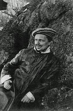 August Strinberg